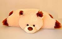 """Мягкая игрушка-подушка""""трансформер"""".Медведь  37 х 50"""