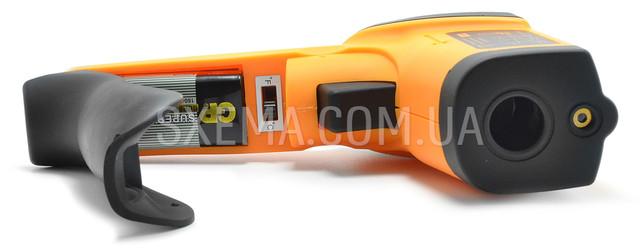 Бесконтактный термометр GM700