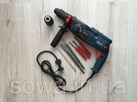 ✔️ Перфоратор Bosch _Бош 2-28 DFV ( 850 Вт, SDS-Plus ) + ПОДАРУНОК, фото 2