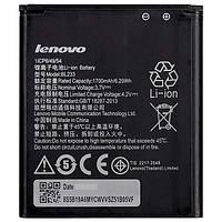 Аккумулятор BL233 (Li-ion 3.7V 1700mAh) для мобильного телефона Lenovo A3800D
