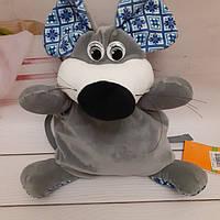 Детский рюкзак - мягкая игрушка Мышка