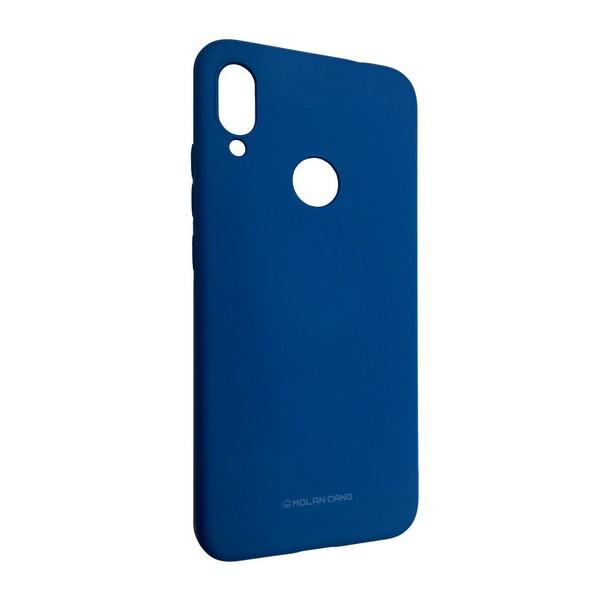 Накладка для Xiaomi Mi Play силікон Silicone Case Original Blue