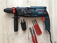 ✔️ Перфоратор Bosch 2-28 DFV ( удар + сверление ) 850 Вт, фото 2