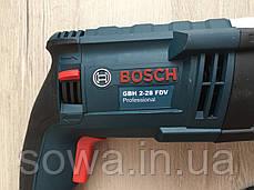 ✔️ Перфоратор Bosch 2-28 DFV ( удар + сверление ) 850 Вт, фото 3