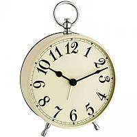 Будильник (часы аналоговые) TFA Nostalgie, Beige