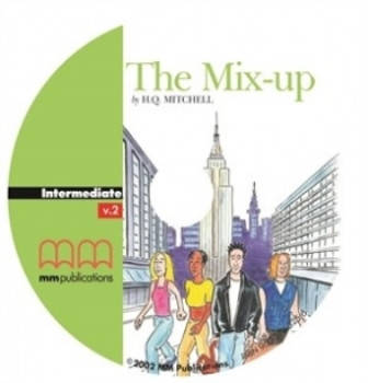 Graded Readers 2 The Mix-up Audio CD, фото 2