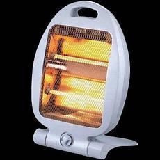 Инфракрасный кварцевый электрический обогреватель Opera OP-H0004, 800Вт, фото 2