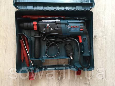 ✔️ Перфоратор  Bosch_Бош 2-28 DFV  |  850 Вт, SDS-Plus, фото 2