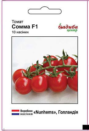 Семена томатов Сомма F1 10 шт, Nunhems Zaden, фото 2