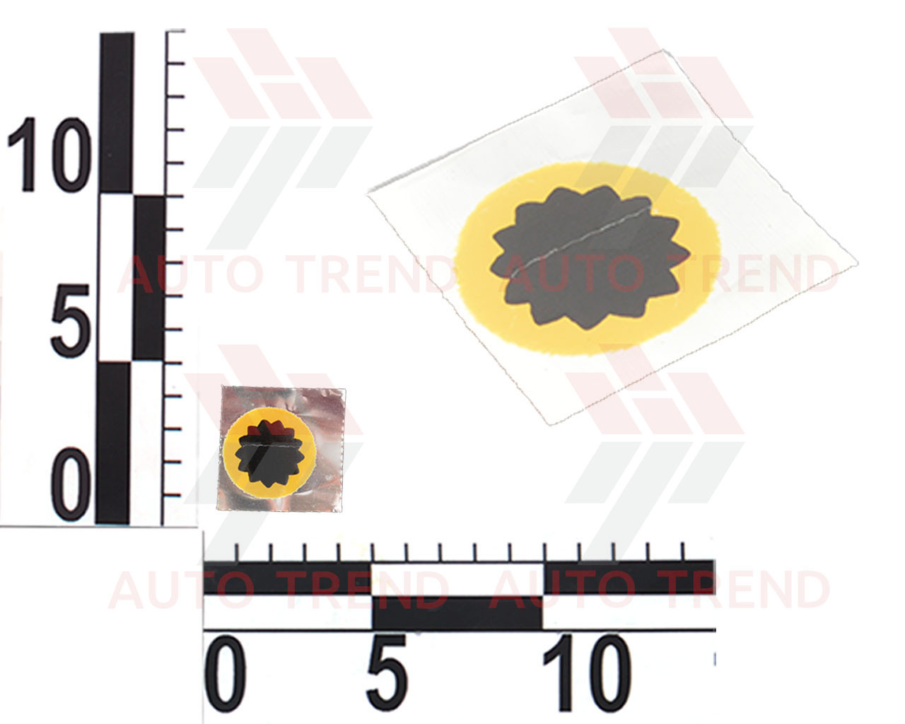 Латка камерная RBM 01 eco, круглая, d25мм