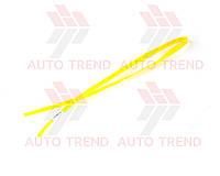 Трубка термоусаживаемая 8мм желтая 1м, фото 1