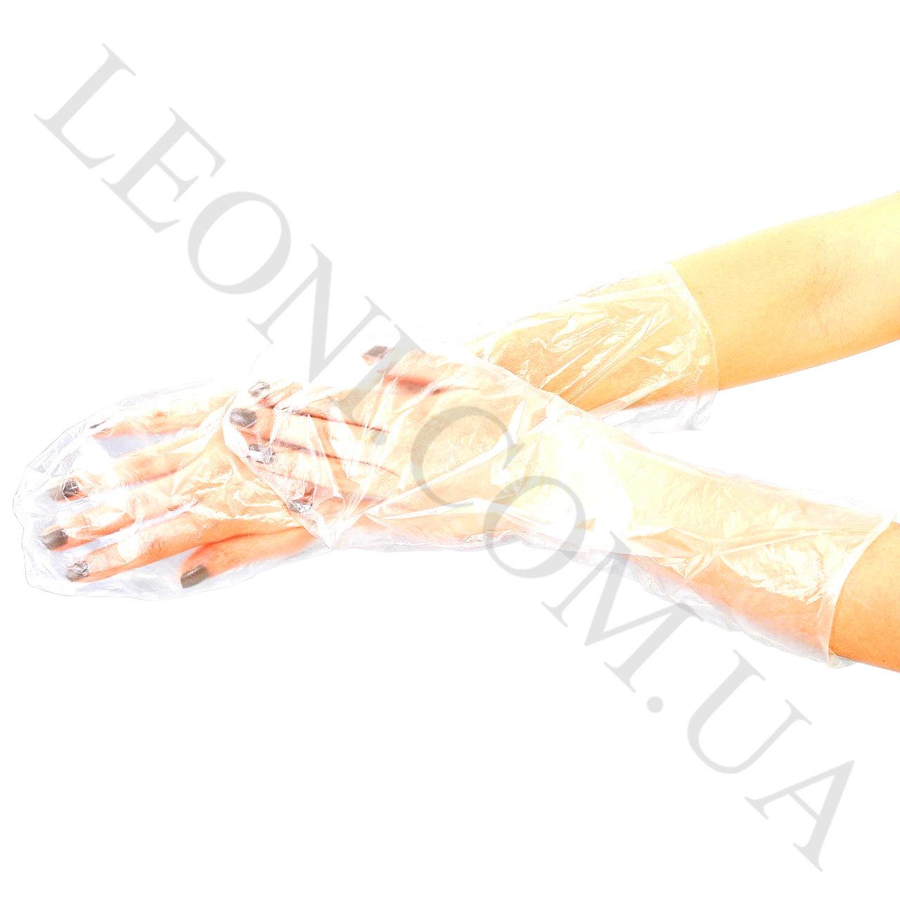 Пакеты для парафинотерапии рук Doily 15х40см 50шт