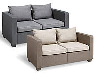 Набор садовой мебели Salta 2-Seater Sofa из искусственного ротанга, фото 1