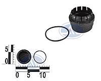 Колпачок ступицы ВАЗ 2108 с уплотнительным кольцом