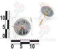 Вентиль камерный г/а ГК-120  100х120х94мм, прямой