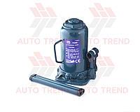 Домкрат бутылочный T92004, 20т, h242-452мм, вес 11,9 кг