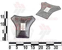 Пластырь радиальный 90/160х135мм, 2 слоя корда, термо