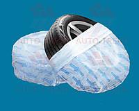 Пакет для колес л/а 960х1100мм, 23мкр (розн.), фото 1