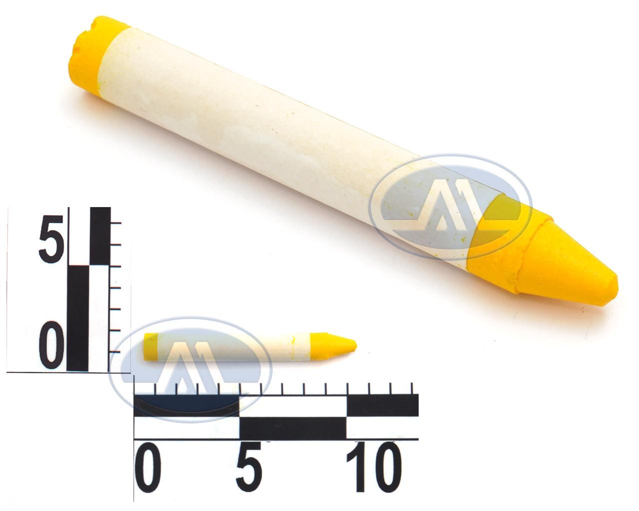 Мел маркировочный d13мм, желтый