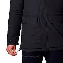 Мужская зимняя куртка COLUMBIA MARQUAM PEAK PARKA  (WO1496 010), фото 3