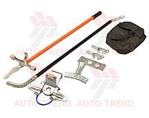 Інструмент для ручного монтажу/демонтажу вантажних шин 19.5 кг
