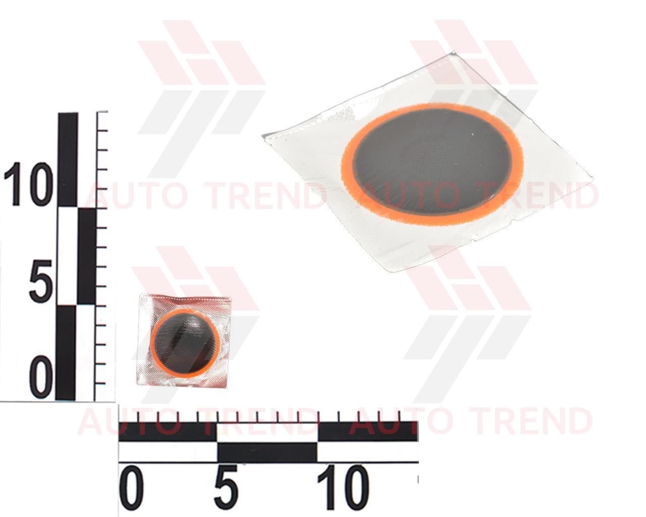 Латка камерная круглая d30мм