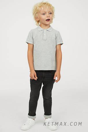 Джинсы H&M на трикотажной подкладке для мальчика, фото 2
