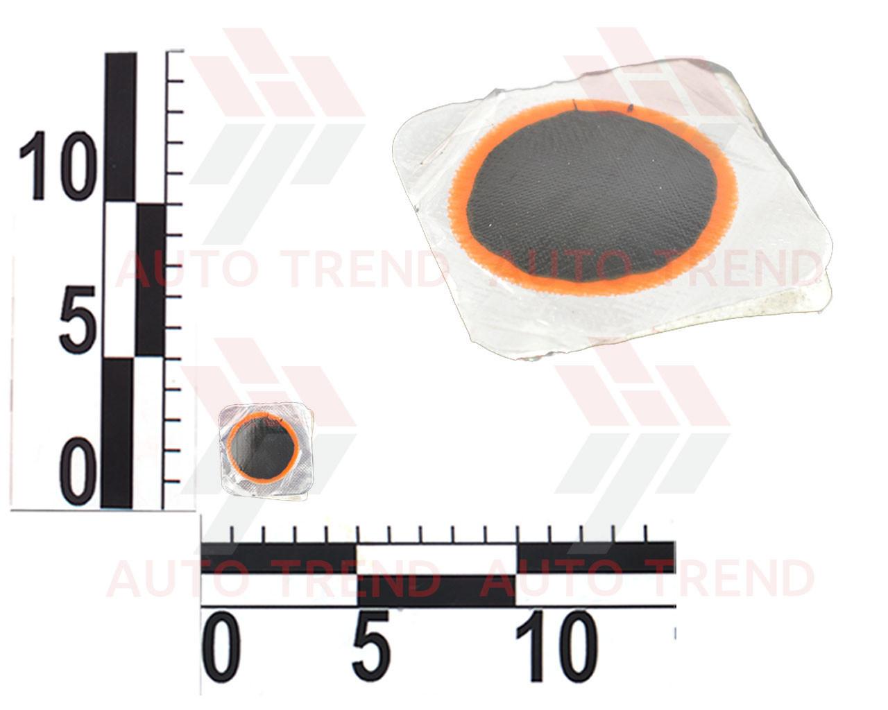Латка камерная круглая d22мм