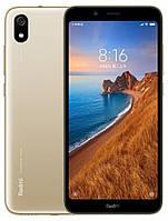 Смартфон Xiaomi Redmi 7A 3/32Gb Gold Глобальная Прошивка ОРИГИНАЛ Гарантия 3 месяца