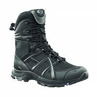Ботинки HAIX® BLACK EAGLE ATHLETIC 11 High Sidezipper Black