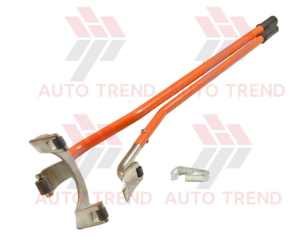 *Инструмент для ручного монтажа/демонтажа грузовых шин 13,5 кг