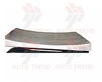 Плита профильная для ремонта шин г/а, ложемент 155х310мм, наружная, боковина
