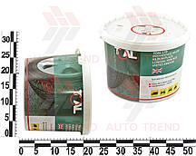 Паста монтажная Acrylmed Delta 8кг красная, с уплотнителем бортов