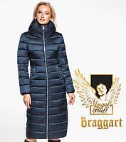 Воздуховик Braggart Angel's Fluff 31074   Куртка женская теплая сапфировая