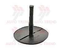 Грибок для камерных шин № 1 d56мм (шляпка), d9,5мм (ножка, тонкая)