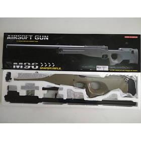 Детская винтовка на пульках M 96 T