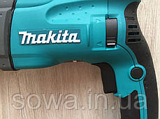 ✔️ Перфоратор Makita HR 2470    780 Вт, 2.7 Дж, SDS+, фото 3