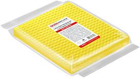 PRO Салфетки для уборки влагопоглощающие целлюлозные 15,5х15,5см 5 шт/уп OPTIMUM
