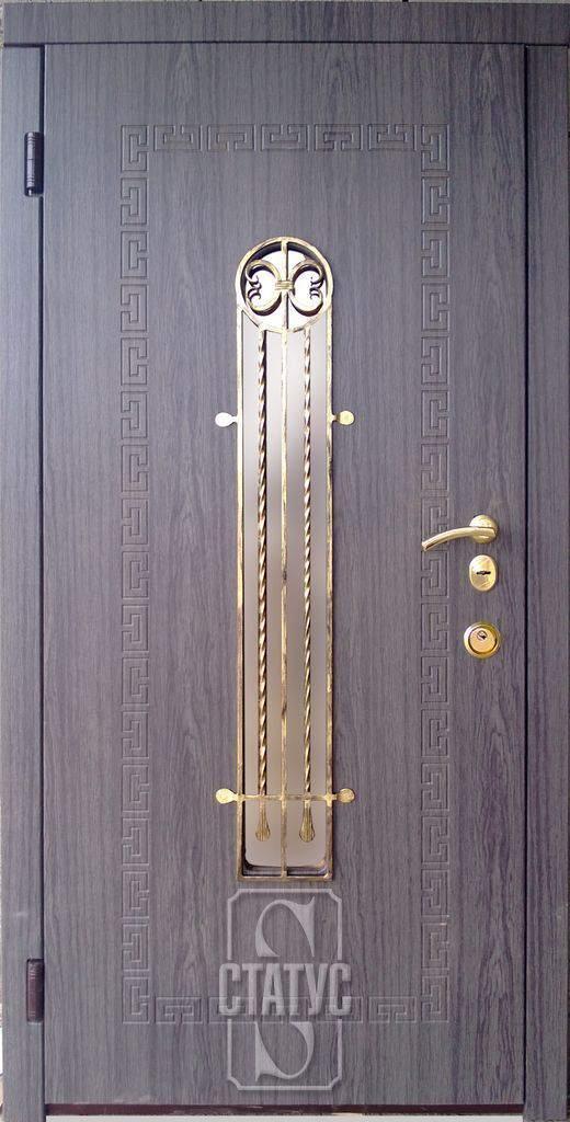Двері вхідні Статус Преміум 1