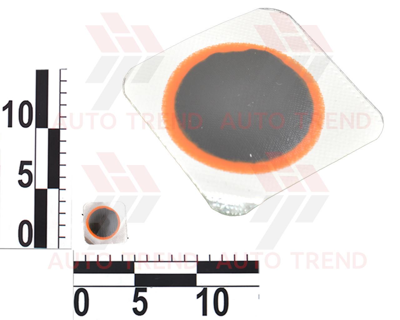 Латка камерная круглая d25мм