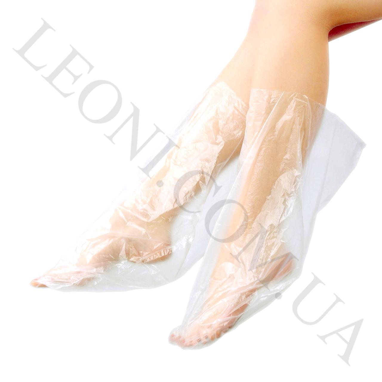 Пакеты для парафинотерапии ног Doily 30х50см 50шт
