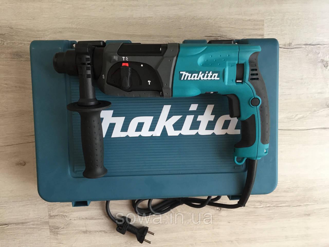 ✔️ Прямой перфоратор Макита_Makita HR 2470 / 780 Вт /