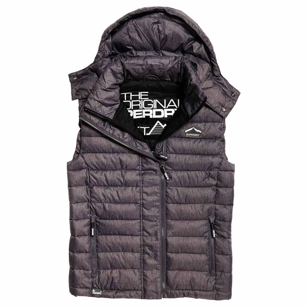 Оригинальная Желетка Superdry Fuji Double Zip Vest S