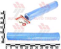 Шланг спиральный полиуретановый d8x12мм 10м c быстроразъемными соединениями
