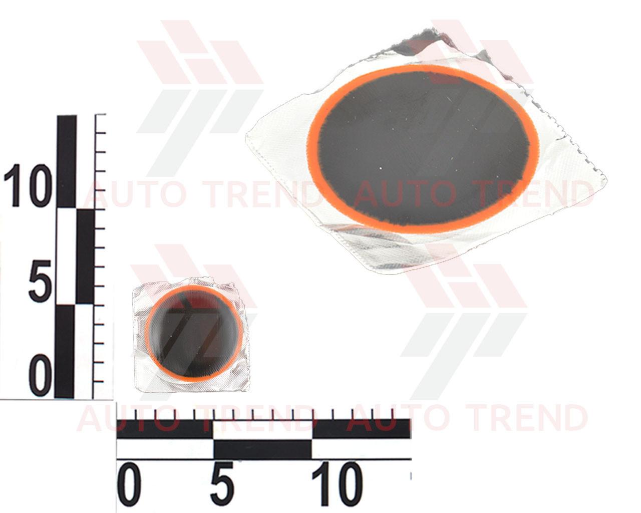 Латка камерная круглая d52мм