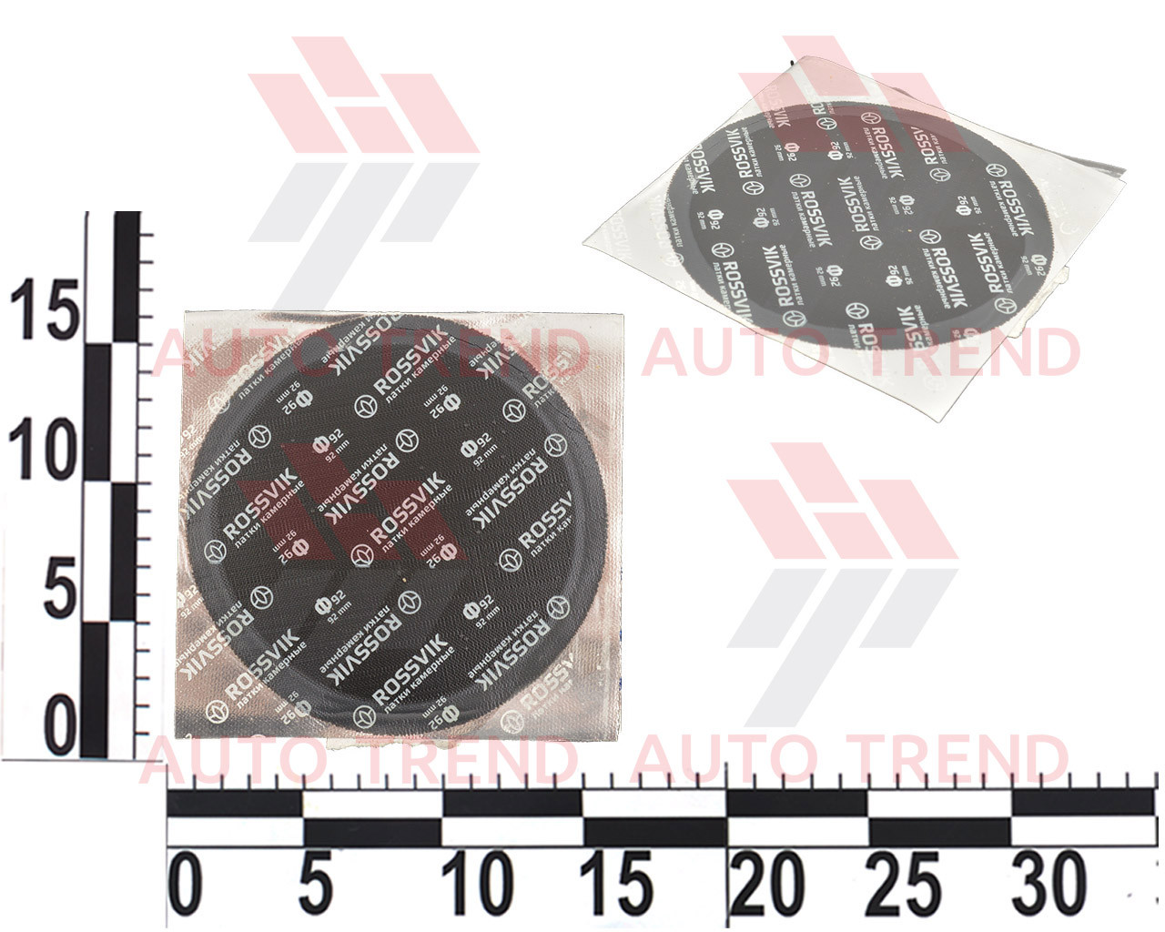 Латка камерная круглая d92мм, коробка