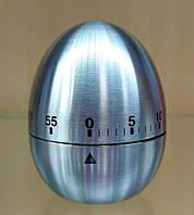 Таймер кухонный механический Яйцо, фото 1