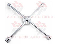 *Ключ баллонный крестовой усиленный 17мм, 19мм, 21мм, 23мм, 350мм