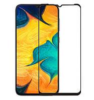 Защитное стекло Full Glue для телефона Samsung Galaxy A10 2019 ( SM-A105 ) - Black