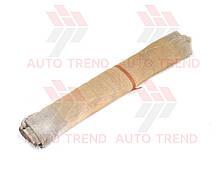 *Резина сырая с кордом, сквиджен 1,6х500мм, 2,9кг, Украина